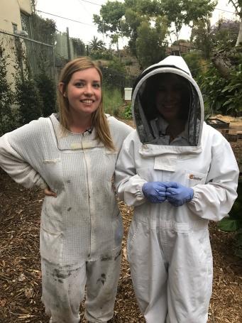 I've met some un-BEE-lievable people!